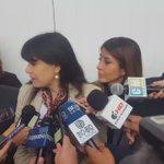 La ministra de @MinjuChile, Javiera Blanco, se refiere a la flamante oficina del @RegCivil_Chile de Alto #Hospicio. https://t.co/rpDeM6t8Ge