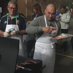 Its the lunchtime rush. Time to get the #ausvotes democracy sausages on the BBQ! ???????????????? https://t.co/BDMXWqzmaI