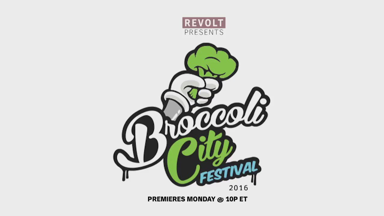 Soulful beats & healthy eats is what @BroccoliCity is about. Watch @BJTHECHICAGOKID in our special TONIGHT @ 10p ET! https://t.co/aoCsVNlIKb