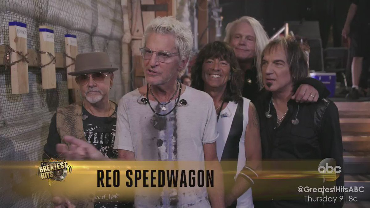 Thanks @kcreospeedwagon was an honor #MessinAround on stage with you @greatesthitsabc https://t.co/LbWniH4NkD  #Dale https://t.co/dyrzlshoU4