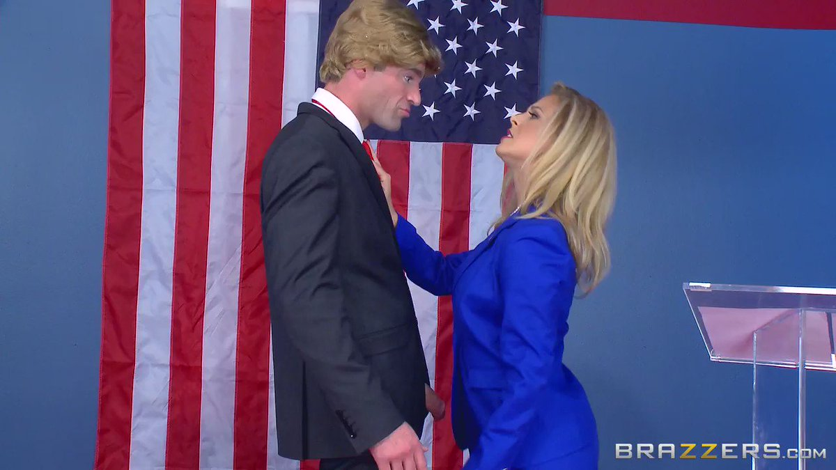 Dr. Ben Carter meets (and bangs) Ivanka Drumpf in Part 2 of our #ZZErection2016 coverage! #Election2016