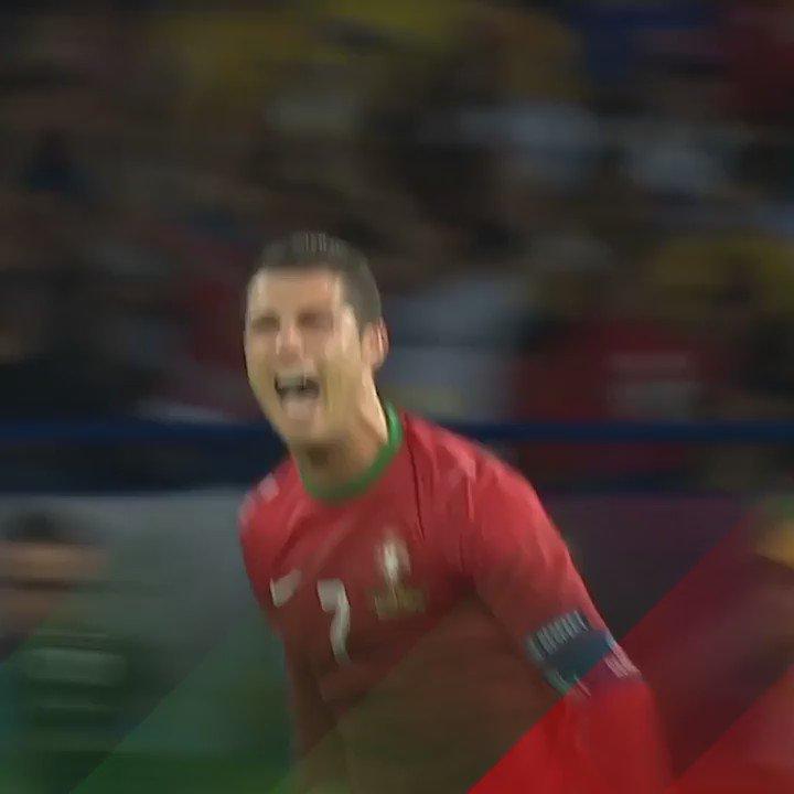 Os melhores do mundo e dos melhores goleadores da Europa.  @Cristiano - 9 Platini - 9  Alan Shearer - 7  #Euro2016 https://t.co/jMI60e4Dbq