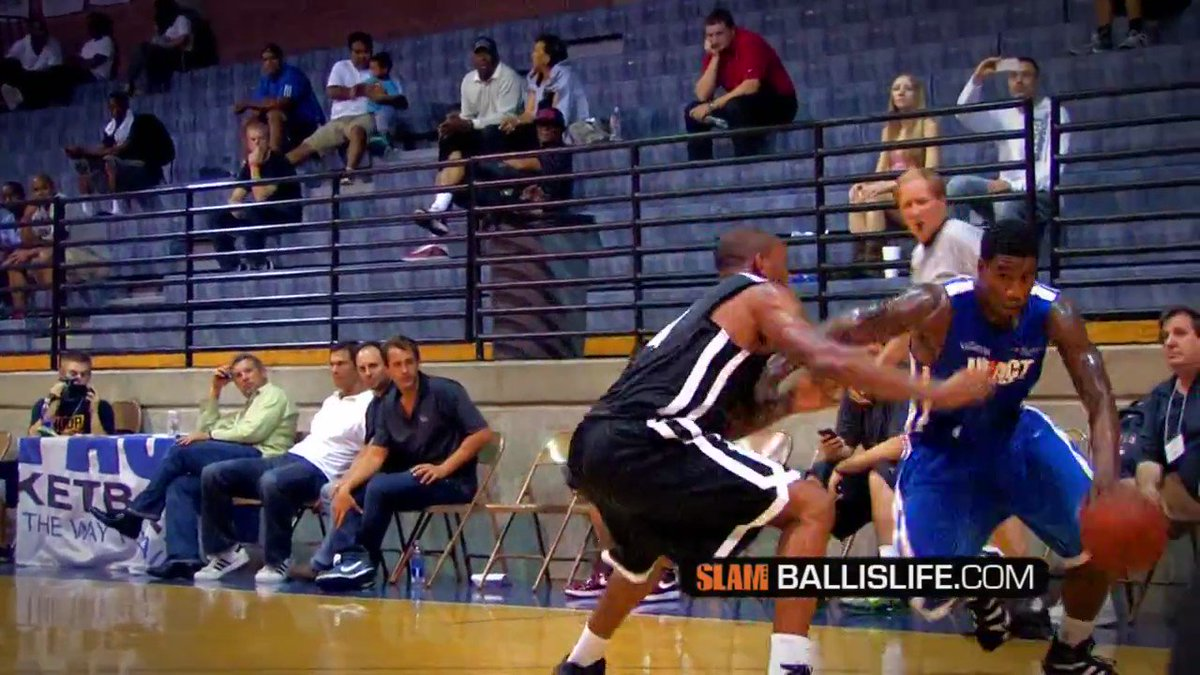 #TBT @imanshumpert putting in work during the 2011 #Impact Competitive Basketball series.   (via @Ballislife) https://t.co/Jzc06ZWx4a
