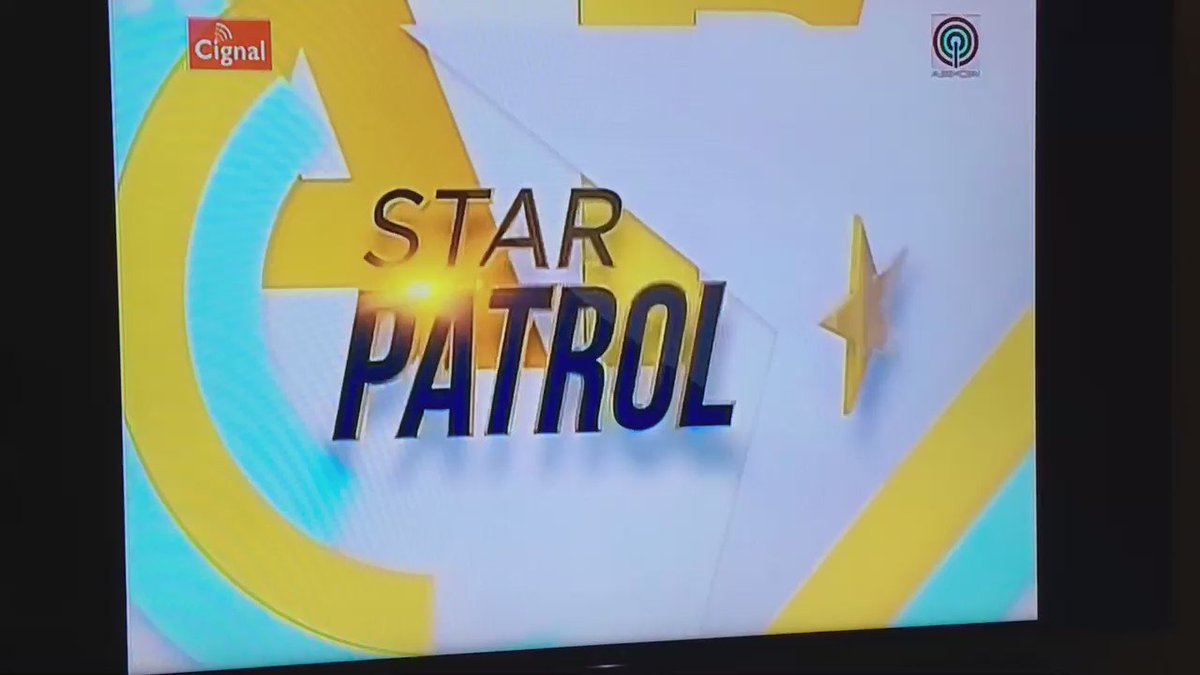 #DUKOT feature on TV Patrol. DUKOT in cinemas on July 13. Please support and watch. #TEN17P #StarCinema https://t.co/wbzUFoDvfR