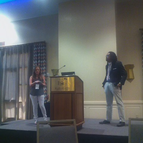 @RyanEHamilton and @ColoradoMom breaking is into Snapchat :) #typeacon https://t.co/sgxnukNjBr