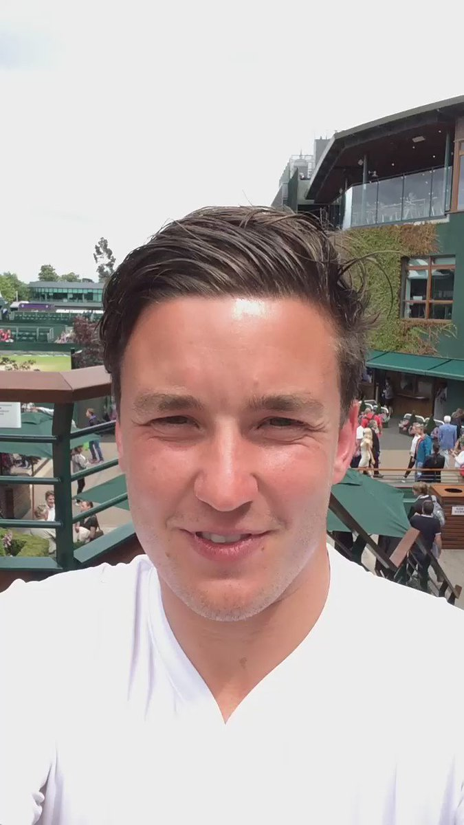 Hear what @GordonReid91 has to say after securing his second #Wimbledon title