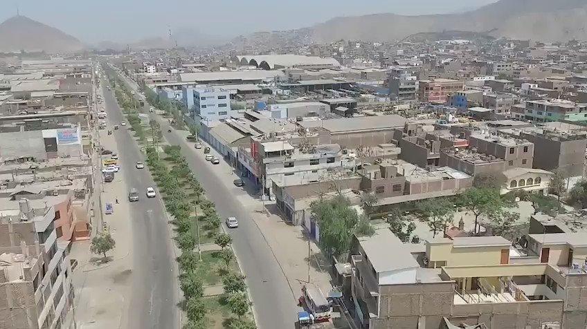 Nueva Autopista Central de 20 km, entre Huachipa y Chosica, beneficiará a más de 220 mil vecinos.  #ObrasParaLima https://t.co/3yewnUxzOg