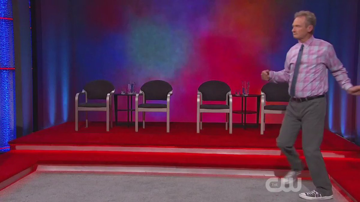 *If famous tv shows were performed by drill sergeants*  (@aishatyler @colinmochrie @TheTalkCBS) #WatchWLIIAtonight https://t.co/B3XKtUfhvK