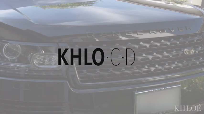 I've learned to embrace the #KhloCD crazy!!! Learn how I organize my car on my app! https://t.co/tlL3WOdEU8 https://t.co/E1I8ciX0zh