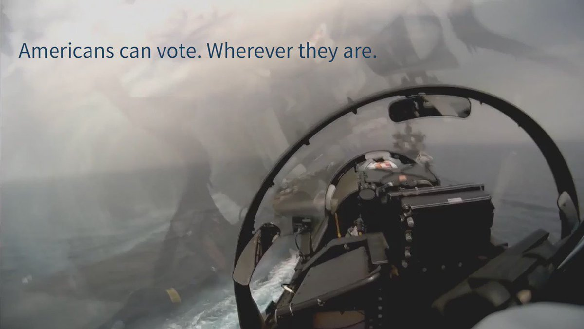 #Military? You can vote in 2016, from anywhere. Request your ballot by Aug. 1 at https://t.co/mnGmcxl7RE! #vote2016 https://t.co/K4wXIfphPq