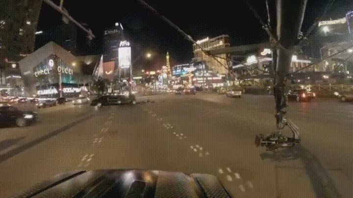 Filming a chase scene from Jason Bourne https://t.co/5bM2GT3cEk