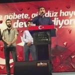 Başkanımız @rafetbasturk ; Bu sadece bir demokrasi nöbeti değildir, bu bir iman nöbetidir. https://t.co/XG7042UFEP