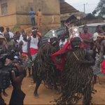 Ahoué sorti pour accueillir le Pan @SOROKGUILLAUME et @ONG_la_VIE #civsocial #civ https://t.co/FEEhnA7y46