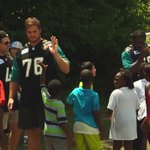 The #Jaguars teamed up with @JAX_PAL to provide a Youth-Fun Day for local kids.   Watch: https://t.co/9AtjwVs54U https://t.co/mhwgQPcKb7