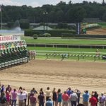 """""""AND THEYRE OFF AT SARATOGAAAA!"""" @larrycollmus https://t.co/nVkr6vxbsv"""