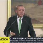 """Cumhurbaşkanı @RT_Erdogan """"Şimdi ikinci etap, üçüncü etap gelecek diyorlar. Ne kadar etabınız varsa hepsiyle gelin."""" https://t.co/8yjAmLy8XT"""