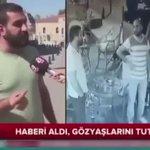 İstanbul Valiliğine işgale götürülen bir asker darbe girişiminde bulunduklarını tvden öğreniyor, yere oturup ağlıyo https://t.co/XaSqvrY5uI