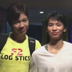 Mika Reyes and Jessey de Leon invite you to watch the 6pm match of F2 Logistics and RC Cola Army. https://t.co/C1fQPB0Dp3