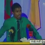 This is from the historic night I joined MDP. I said this very loud & I am acting upon what I said. #ALHAN2018 https://t.co/2SqV0QqYuA