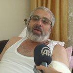 FETÖ darbe girişimini engellemeye çalışırken yaralanan Hacıfazlıoğlu yaşadıklarını anlattı https://t.co/3BFC00n9Sg https://t.co/jDijes7C14