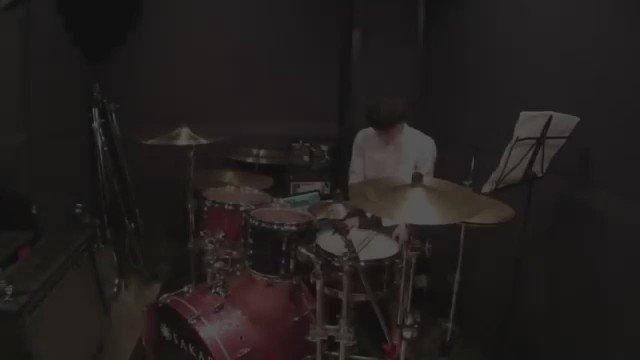 #一日一アツユキ【No.190】金曜日のおはよう / Geroを若かりしときの僕が叩いてみた!#drums #ドラム #