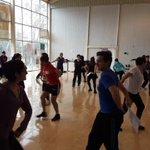 Ensayo Ballet Folclórico Municipal de Rancagua para gala aniversario comuna Rancagua @alcaldesoto @issakortg https://t.co/oTshjhWJtg
