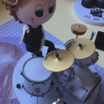 mini Ashton has finally learned to play the drums, hell yeah! 😆 @Ashton5SOS @5SOS    #MTVHottest 5 Seconds of Summer https://t.co/cKi43Y7j1l