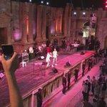 Great inspiration during #Jerashfestival with @Saadlamjarred1 #LoveJo https://t.co/PeJPANm3Ho