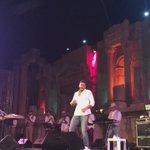 اجواء ولا اروع مع سعد لمجرد في #مهرجان_جرش ٢٠١٦ @Saadlamjarred1 @Jerash2016 https://t.co/sS9lKyg6I5