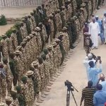 VIDEO: #Borno former #CivilianJTF now turned Nigerian Army #Maiduguri https://t.co/Bb9xQzEjEj