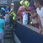 Get your earplugs, these @DjokerNole fans are LOUD! 💥💥💥 #rogerscup #getcloser https://t.co/Xq5xUgk6VB