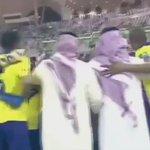 جميل بطل لدوري جميل  ... مخيف بطل لدوري عبداللطيف  ...  عالمي بطل للدوري السعودي 😎👍💛💙.. #النصر https://t.co/ascm65KsGa