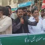 Addressing in Kashmir bane ga pakistan rally at baldia organized by Tahir Niazi And team District west https://t.co/F7l4NBn5PC