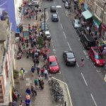 North Street looks GREAT from above #bemmie #upfest2016 https://t.co/rxC0YDhci5