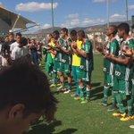 Isso é a #TaçaBHSub17 #FairPlay! Valeu @SaoPauloFC! Obrigada @SEPalmeiras! Vocês tornaram a festa inesquecível! https://t.co/omuu6xAnLN