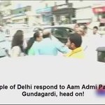 """Sick AAP worker: """"you worried about a patient, and not our MLA?"""".  Delhi took @ArvindKejriwals gundas head on! https://t.co/L3tGVdbSjV"""