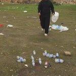 رسالة توعية من الاعلامي محمد المخيني حول رمي المخلفات المشوهة للمنظر العام والأماكن السياحية في ظفار #خريف_طفار_2016 https://t.co/L1KWjjC39m