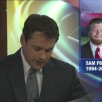 Sam Foltz Tribute on @1011_News #RIP27 https://t.co/wCNjySakuJ