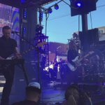 The @joyformidable are getting a warm #Seattle welcome at the @CHBlockParty. Theyve come along way to shred! 🙌🏼 https://t.co/KpO1zSicLD