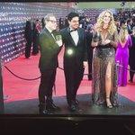 La diosa de nuestra amiga @PazPittaluga en los premios #PremiosPlatino 👏👏👏👏👏 https://t.co/YGsvmQohfi