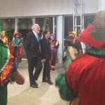 A puro candombe finalizan los Premios Platino en Punta del Este https://t.co/YfmTfzrgwe
