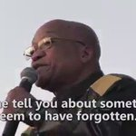 "Check this video of President Zuma @Siya_Lota you will love the last few seconds ""HAYIIII"" https://t.co/yYNUmDGm3Q"