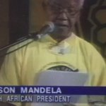 President Nelson Mandela lashes out at the National Party and the DA who apposed all his executive policies. https://t.co/YNkOMHrdLp
