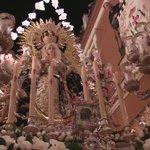 Hoy la Virgen de las Angustias saldrá por las calles de Aznalcázar · https://t.co/y41JfpVdOV · #Glorias16 https://t.co/ZAj25ua0HI