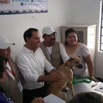 Inauguran @AyuntaMerida @SPMerida @MauVila Módulo para atención de perros y gatos col Chichén Itzá @Primomartinez_ https://t.co/cOvjMLCWYn