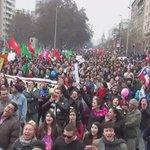 CHILE: CIENTOS DE MILES DE PERSONAS EN SANTIAGO EXIGIERON EL FIN DE LAS AFPs. Difunde! https://t.co/y5Q4wWXh0B https://t.co/AIY3wdy5aU