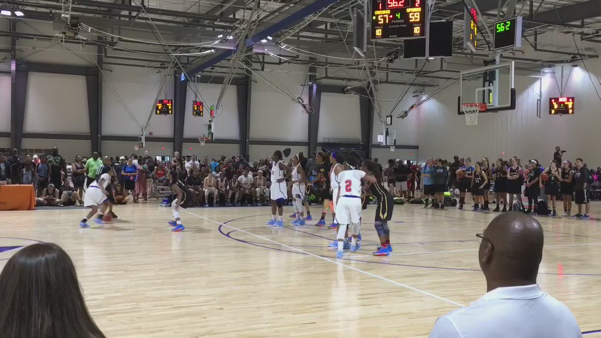 #PSBSummerInvite Terrific ending between @NewJerseySparks & @OverHoops. The whole gym was hype! https://t.co/FwcAD9eCGI