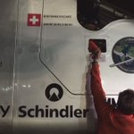 I cant believe Ive landed, 13 years after  having dreamt of flying around the world without fuel #futureisclean https://t.co/yeVteNW3Lv