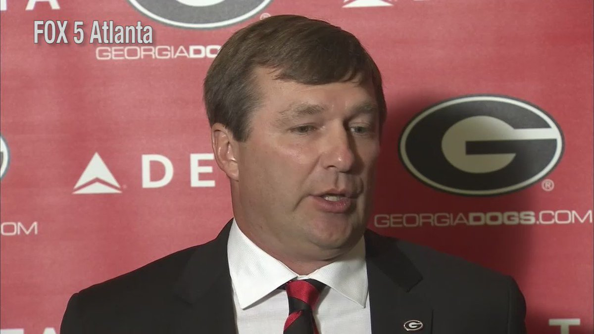 Here's #UGA coach Kirby Smart upset with media questions about Jonathan Ledbetter's suspension, not how he's doing https://t.co/WXubpmeflb