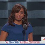 👏 👏@FLOTUS 👏👏 #DemConvention #DemsInPhilly https://t.co/RF0iSLLo6S